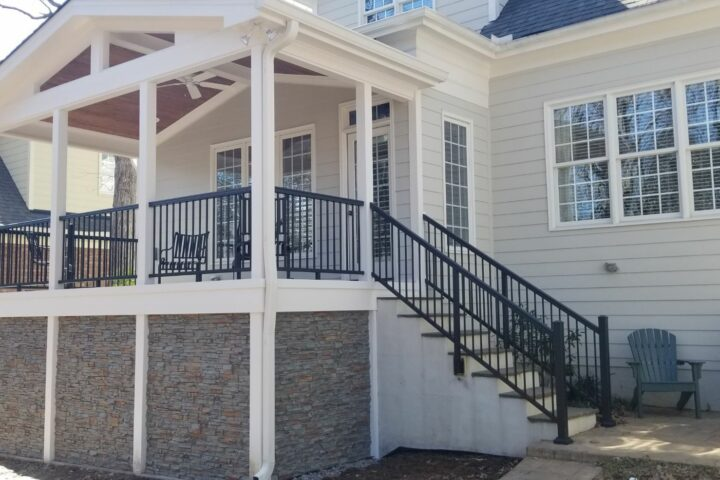 Ultralox Railing from Royal Railings Raleigh