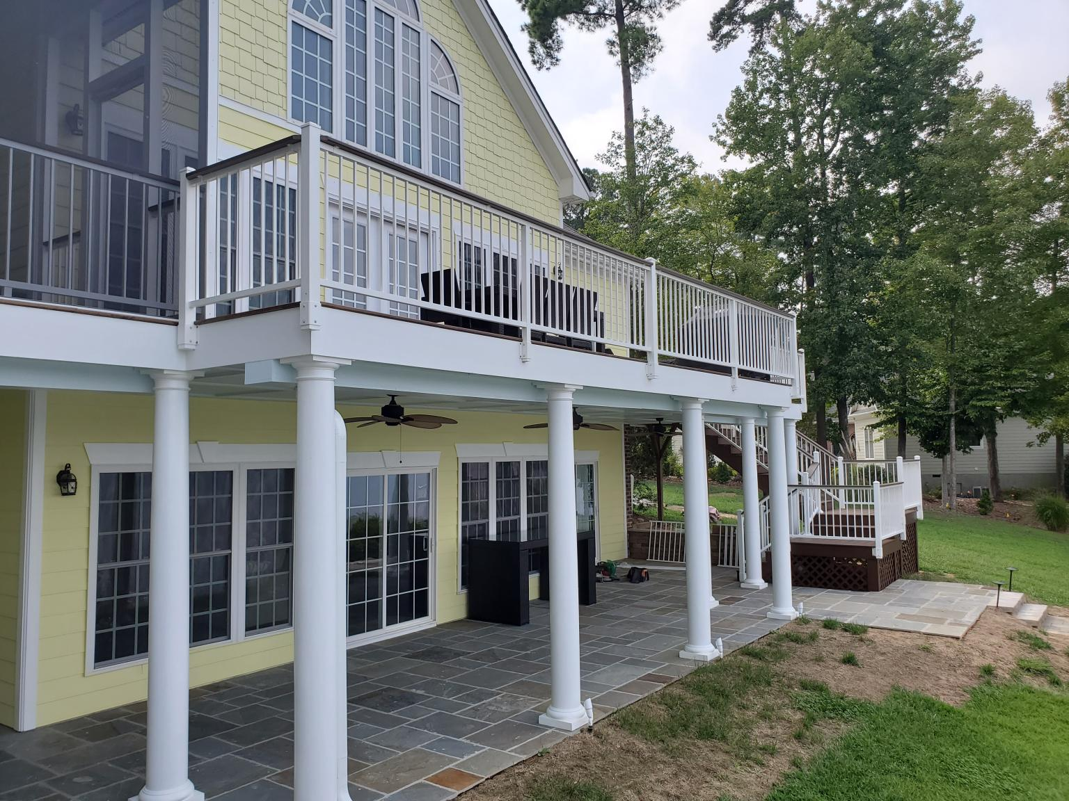 Royal railings ultralox and fibron railing products